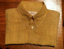 Ermenegildo Zegna Casual Shirt, Medium, Made in Italy