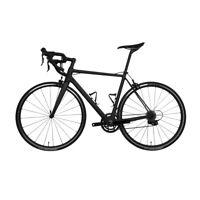 50cm Carbon Road Bicycle 700C Frameset Alloy Wheels V brake Full bike 11s