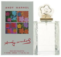 Andy Warhol by Andy Warhol for Women EDT Perfume Spray 1.7 oz. New in Box