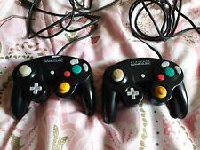 Official Nintendo GameCube Controller - Black X 2 tested