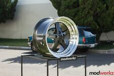 18x10.5 Inch +22 ESR SR04 5x120 Gunmetal Wheels Rims BMW E46 E90 E92 E60 M3 M5