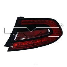 Tail Light Assembly Right TYC 11-6497-00 fits 2013 Dodge Dart