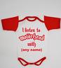 Motorhead England Baby Bodysuit Heavy Metal Rock Infant One Piece Kids Romper