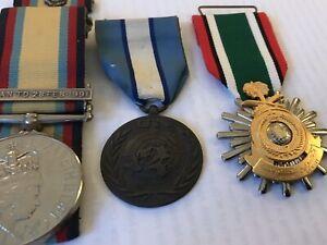 Original Named Gulf War Medal Group