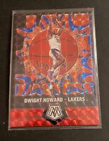 2019-20 Mosaic Jam Masters Dwight Howard Reactive Blue Prizm 11/99 Lakers SP🔥