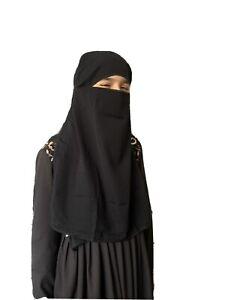 Niqab, Veil, Face cover Veil Muslim women hijab abaya saudi
