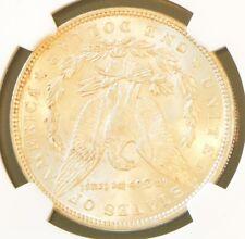 1890 USA Morgan Silver Dollar NGC MS 62