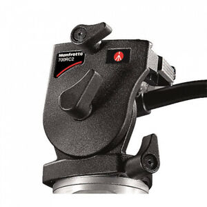 Manfrotto Tripod Head 700RC2 - Composite Video Head with Quick Release - NEW