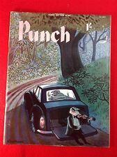 Vintage : PUNCH Magazine : 18th October 1961
