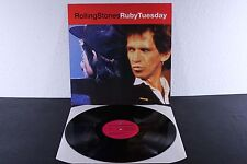 """Rolling Stones : Ruby Tuesday 12"""" Maxi Sony Music 656 892 6 NL oft the EU"""