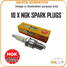 10 X NGK SPARK PLUGS FOR AUDI A8 5.2 2006-2010 PFR6W-TG