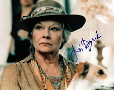 JUDI DENCH.. Tea With Mussolini - SIGNED