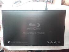 LG-BH100 HD-DVD/Blu-Ray/DVD Multi Region Player, Blu-Ray code free, 50 HD-DVDs!