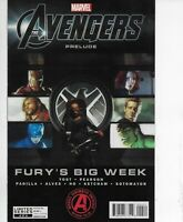 THE AVENGERS PRELUDE #4 MARVEL COMICS 2012 BAGGED AND BOARDED