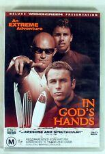 IN GOD'S HANDS REGION 4 DVD RARE SURFING MOVIE SURFER