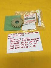 OEM SUZUKI Oil Pump Gear,LTZ400,LTZ400,DRZ400,E,S,SM,KFX400,KLX400, 16321-29F00