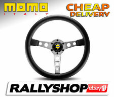 Momo Prototipo Steering Wheel CHEAP DELIVERY WORLDWIDE Race,Rally Ø350mm SILVER