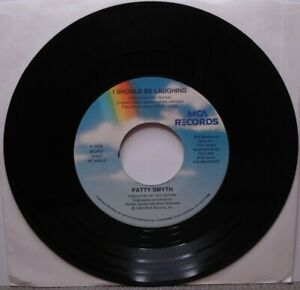 PATTY SMYTH I SHOULD BE LAUGHING/DRIVE YOU AWAY (NM)  54627 45 RECORD