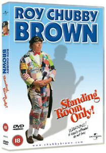 Roy Chubby Brown: Standing Room Only DVD (2002) Roy 'Chubby' Brown cert 18