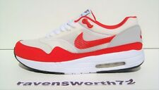 Nike Air Maxim 1 + OG 10 11 Rare 2009 Sport Red 366488 161 Parra Light Max LE DS