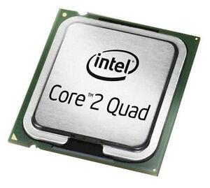 Intel Core 2 Quad Core2 Quad Processor Q8200 4M Cache 2,33GHz 1333MHz - 1,33 GHz