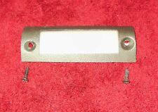 1965 1966 Ford Thunderbird Hdtp Landau Convertible DASH CLOCK SWITCH LIGHT PANEL