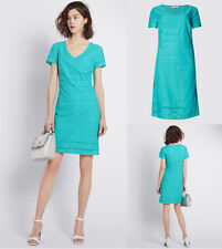 Per Una Cotton V-Neck Regular Size Dresses for Women