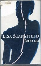 "LISA STANSFIELD ""FACE UP"" CASSETTE K7 TAPE CD MADE IN INDONESIA / NEW ++ RARE ++"