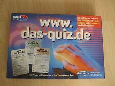 NORIS SPIELE www.das-quiz.de in OVP