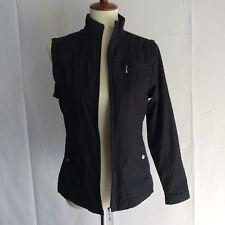 IZOD XFG Women's Mesh Lined Golf Jacket / Vest Zip Off Sleeves Size XL.