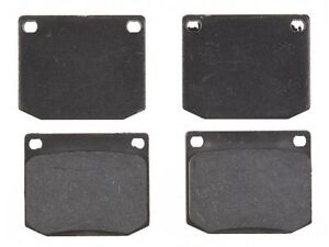 Fits 1965-1967 Austin Healey 3000 Brake Pad Set Front Raybestos 59281NC 1966