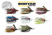 Booyah Jig Swim N Weedless Skip Bass 1/2oz - Pick