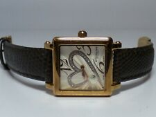 Stuhrling Women's Watch Leather Band - Working