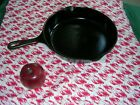 Vintage #8 Wagner Ware Cast Iron Skillet Frying Pan No.1058 VERY Nice!