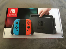 Nintendo Switch Console Including 9 Games