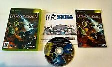 Legacy of Kain Defiance für Xbox selten und schwer zu finden