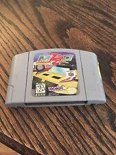 MRC Racing Nintendo 64 N64 Game Cart --NE5