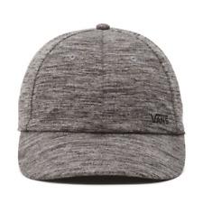 Vans - CROSSINGS  Jockey Hat (NEW) Black Marshmallow 6 Panel Cap : FREE SHIPPING