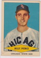 1954 Red Heart Billy Pierce - Chicago White Sox, Near Mint Condition!