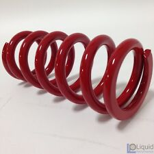 EBR Buell Erik Buell Racing Motorcycle SPRING, REAR SHOCK, RED K0424.2B9 Rev A