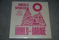 Angelo Spencer et les Hauts Sommets~World Garage~SEALED/NEW~FAST SHIPPING