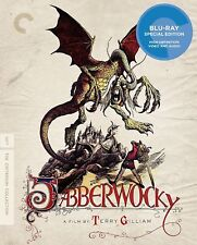 Jabberwocky The Criterion Collection Blu-ray Region