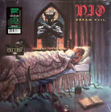 DIO - Dream Evil LP - Green Colored Vinyl Album - SEALED NEW RECORD