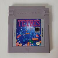 Tetris Nintendo Original Authentic GAMEBOY Game Boy DMG-TR-USA Japan