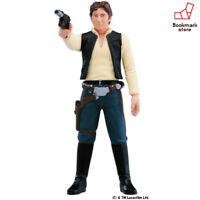 NEW TAKARA TOMY #16 Han Solo Star Wars Metal Figure Collection F/S
