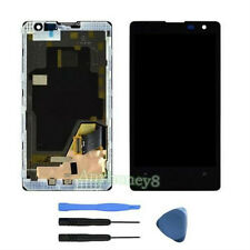LCD Display + Digitizer Touch Screen Assembly+FRAME For Nokia Lumia 1020