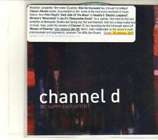 (DU186) Channel D, No Happy Every After - 2013 DJ CD