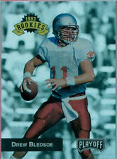 Rookie Playoff New England Patriots Single Football Cards