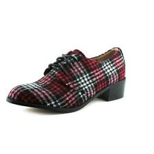 Low (3/4 in. to 1 1/2 in.) Canvas Oxfords Medium (B, M) Flats for Women