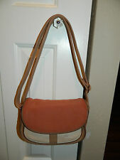 DANNA Crossbody Bag Small Faux Leather - NWT